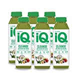 Cheap iQ Juice CLEANSE with Green Tea – Case of 6 (16 oz) Bottles
