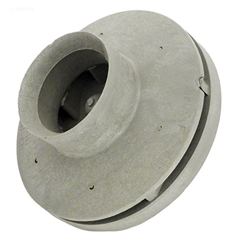 Waterway Plastics 806105061409 1/8 Hp Iron Might Impeller Assembly - Hewlett Packard Iron