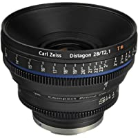 28MM/T2.1 Compact Prime CP.2 Cine Lens (EF Mount)