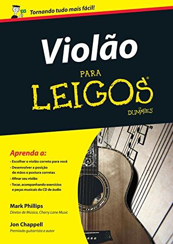 Violão Para Leigos (+ CD Áudio)