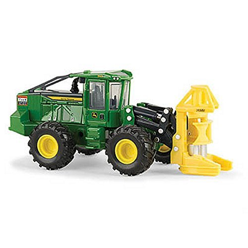 1/50 John Deere 843L Feller Buncher by Ertl #45459 - LP53361