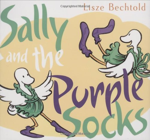 Sally and the Purple Socks -