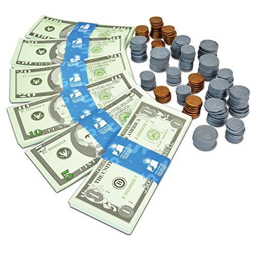 The Learning Journey Kids Bank, Play Money Set by The Learning Journey (Image #2)