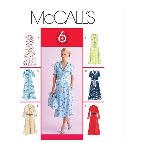 Mccall Pattern McCall's Patterns M4769 Misses'/Miss Petit...