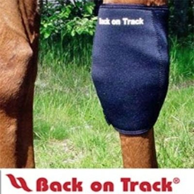Back on Track Therapeutic Knee Boots Small by Back on Track (Image #1)