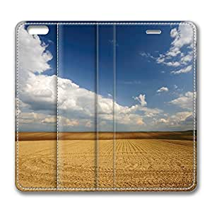 iPhone 6 Plus Case, Fashion Customized Protective PU Leather Flip Case Cover Field 2 for New Apple iPhone 6(5.5 inch) Plus