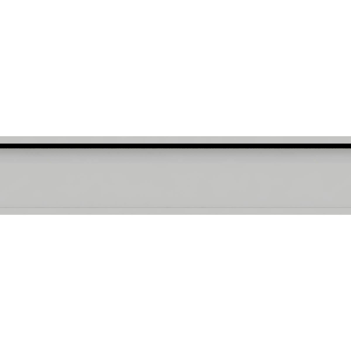 Ekena Millwork CRHM07X96TR Crossheads Factory Primed White