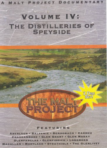 Malt Project:Vol 4 Whisky Distilleries of Speyside Scotland ()