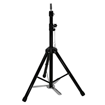 Amazon.com : Adjustable Hair Dressing Tripod Wig, Anself Training Cosmetology Mannequin Head Holder Stand with Carry Bag : Beauty