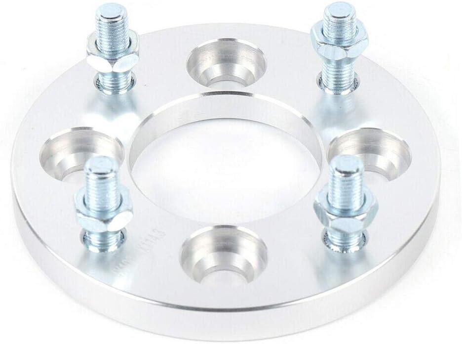RANZIX 4x 114.3-4x100 15 mm M12 x 1.5 Wheel Spacers Wheel Spacers Wheel Spacers Wheels