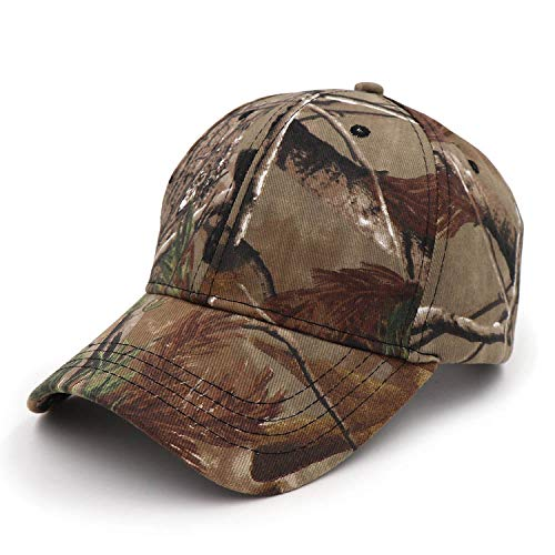 Outdoor Fishing Cap Jungle Baseball Cap Hunt Hat Bionic Breathable Cotton Fishing Hat AP Camouflage Dad Caps