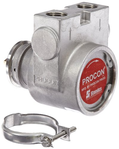 1/2 Inch Stainless Steel Funnel (Procon 115B330F31XX Stainless Steel Rotary Vane Pump, 1/2
