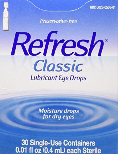 Refresh Eye Drops Individual Dose 30/Box