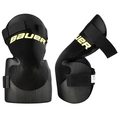 (Bauer Hockey Goalie Knee Protector (Senior))