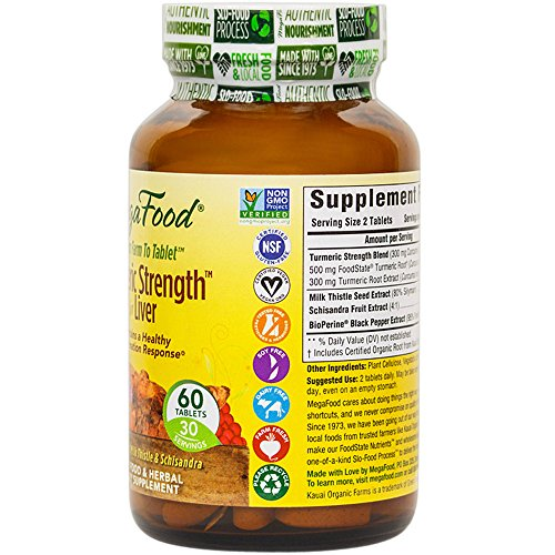 512HO77PPbL - MegaFood - Turmeric Strength for Liver, Curcumin Support for a Healthy Liver