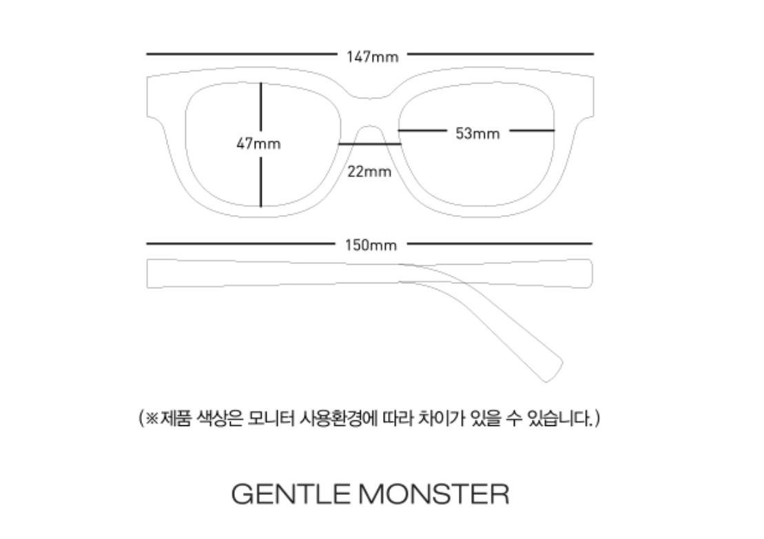 191565abe731 Gentle Monster The Dreamer Blue Mirror Lens Black Frame (01)  Amazon.co.uk   Sports   Outdoors