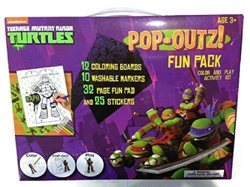 ninja turtle play kits - 2