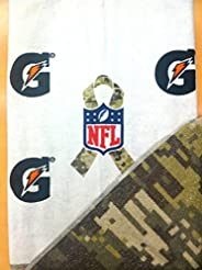 Gatorade NFL Salute to The Troops Camouf...