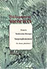 Surpeuplement : Un drame planétaire ! par Verdavoine-Bourget