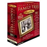 Generations Family Tree Grande Suite 8.0 UK