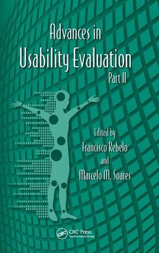 Advances in Human Factors and Ergonomics 2012- 14 Volume Set: Advances in Usability Evaluation Part II (Volume 12)
