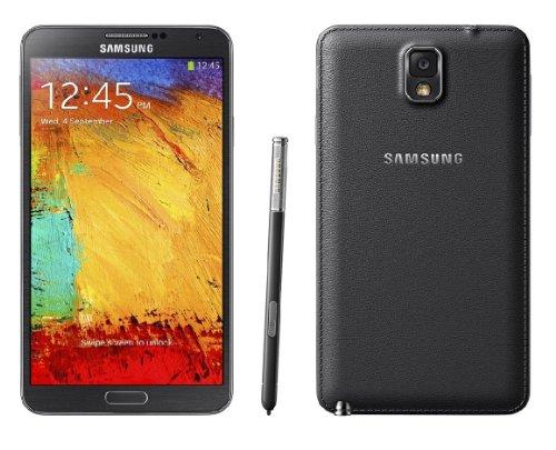 Samsung Galaxy Note 3 N900A Unlocked Cellphone, 32GB, Black