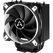 ARCTIC Freezer 33 TR - Tower CPU Cooler for AMD Ryzen, Threadripper, sTR4 I Silent 3-Phase-Motor and wide range of regulation 200 to 1800 RPM - White