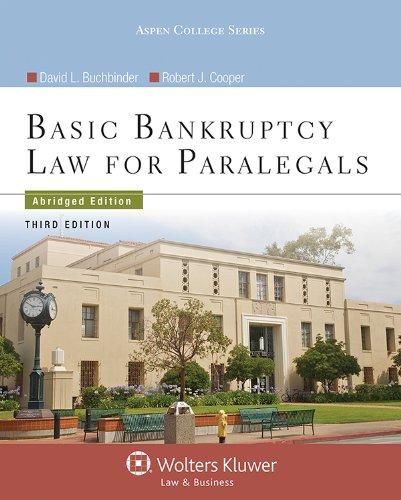 Basic Bankruptcy Law..Abridged W/Access