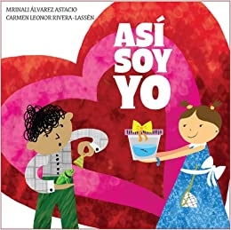 Asi Soy Yo, Serie Igualitos, Coleccion Nueve Pececito (Nueve Pececitos: Igualitos / Nine Small Fishes: All the Same) (Spanish Edition): Carmen Leonor ...