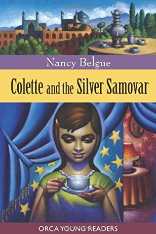 book cover of Colette and the Silver Samovar