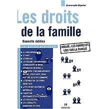 Les droits de la famille