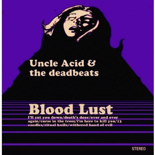 CD : Uncle Acid and the Deadbeats - Blood Lust (Limited Edition)