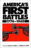 Book cover for America's First Battles, 1776-1965