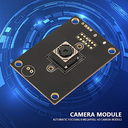 Automatic Focusing 8 Megapixel HD USB Camera Module for Photographing A4 Text by Wal front (Image #5)