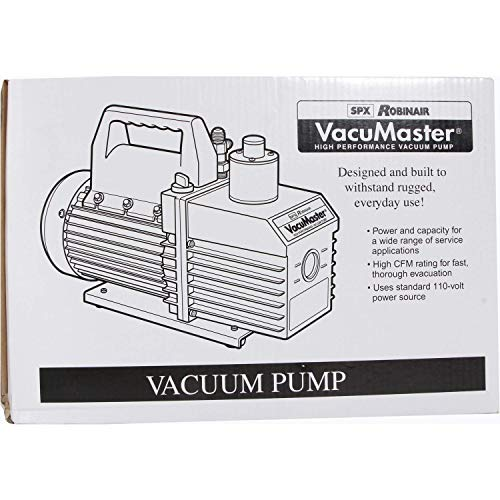Robinair 15800 VacuMaster Economy Vacuum Pump - 2-Stage, 8 CFM by Robinair (Image #3)