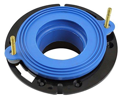 (Fluidmaster 7530P8 Universal Better Than Wax Toilet Seal, Wax-Free Toilet Bowl Gasket (Renewed) )
