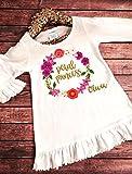 Petal Princess Dress Flower Girl Gift Flower Girl Outfit