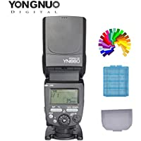 YONGUO YN660 Flash Speedlite for Canon Nikon (Upgrade of YN560IV) Camera Wireless Flash Radio Master Slave