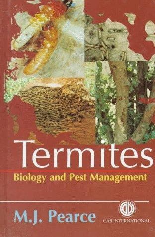 Termites: Biology and Pest Management (Cabi Publishing)