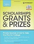 Scholarships, Grants & Prizes 2016
