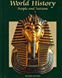 img - for World History People and Nations 1993 book / textbook / text book