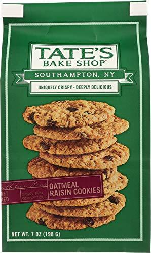(Tate's Bake Shop, Cookies Oatmeal Raisin, 7 oz )