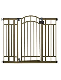 Summer Infant Multi-Use Deco Extra Tall Walk-Thru Gate, Bronze BOBEBE Online Baby Store From New York to Miami and Los Angeles