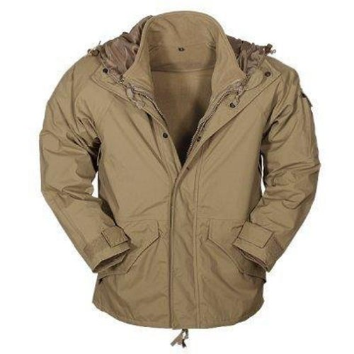 Voodoo 20-937607096 Next Generation ECW Parka with Removable Fleece Liner, Extra Large, Coyote
