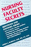 Nursing Faculty Secrets 9781560534235
