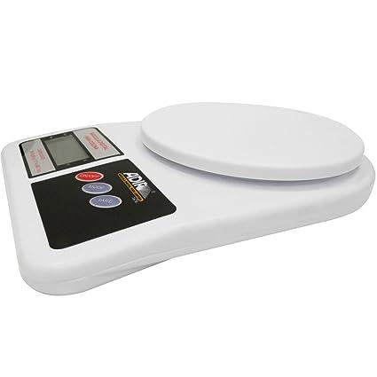 Báscula Digital Para Cocina 5kg: Amazon.com.mx: Hogar y Cocina