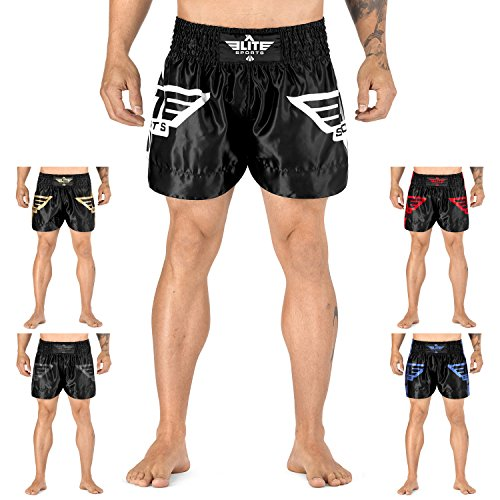 Elite Sports Mens Advanced Muay Thai Shorts
