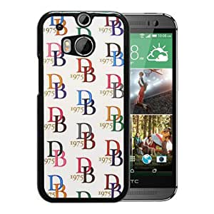 Dooney Bourke DB 07 Black HTC ONE M8 Cell Phone Case Beautiful And Fashionable Case