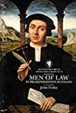 img - for Men of Law in Pre-Reformation Scotland (Scottish Historical Review Monograph series) book / textbook / text book