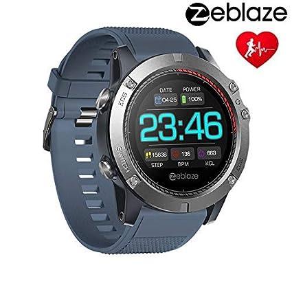 Zeblaze Vibe 3 ECG Smart Watch, IP67 Waterproof 4.0 Bluetooth Sport Fitness Tracker, 1.22